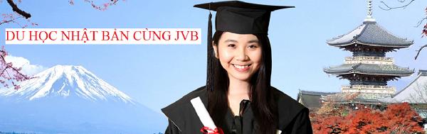JVB tuyển sinh du học Nhật Bản tháng 4/2017