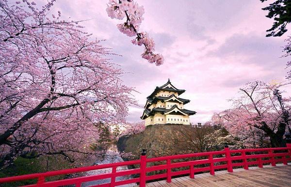 khí hậu nhật bản japan