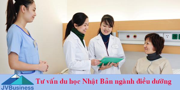 tư vấn du học Nhật Bản ngành điều dưỡng