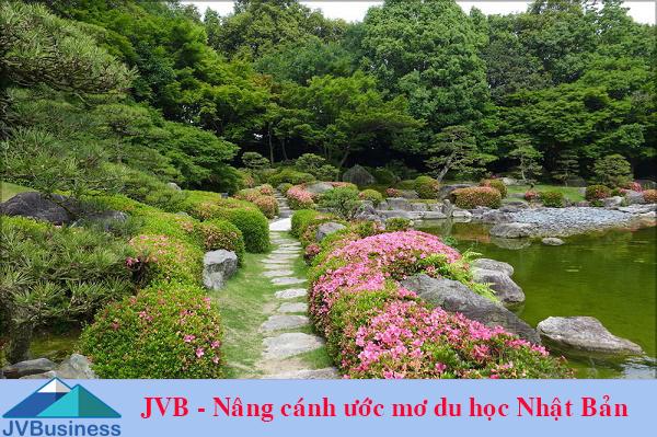 du học tự túc Nhật Bản cùng JVB năm 2017