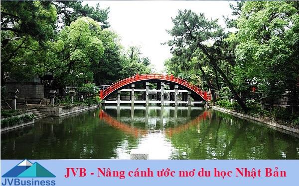 du học tự túc Nhật Bản JVB