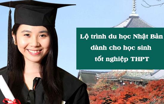 Lộ trình du học Nhật Bản dành cho học sinh mới tốt nghiệp THPT