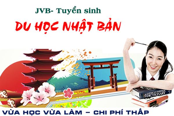 JVB Tuyển sinh du học Nhật Bản kỳ tháng 7/2018