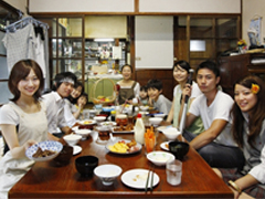 Homestay khi đi du học Nhật Bản
