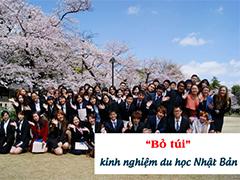 Kinh nghiệm du học Nhật Bản JVB