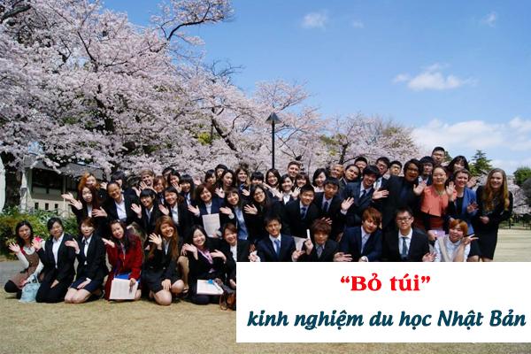 Bỏ túi kinh nghiệm du học Nhật Bản