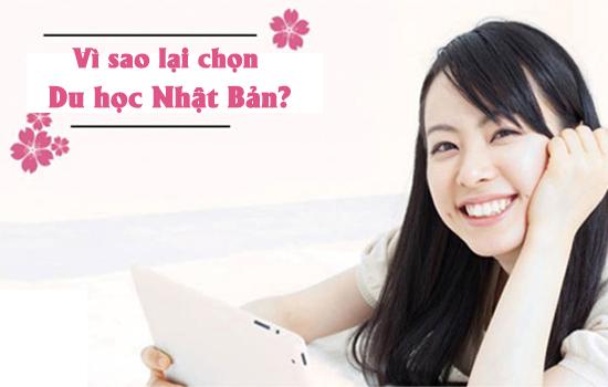 Vì sao chọn du học Nhật Bản