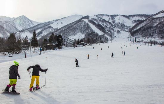Nagano- điểm đến lý tưởng của những tín đồ yêu trượt tuyết