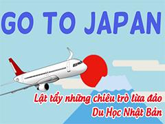 Chiêu trò lừa đảo du học Nhật Bản