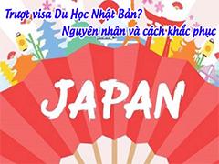 Trượt visa du học Nhật Bản