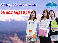 Du học Nhật bản hấp dẫn các bạn trẻ Việt Nam