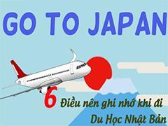 Tiết kiệm chi phí khi đi du học Nhật Bản
