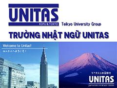 Lựa chọn Nhật ngữ Unitas khi đi du học Nhật Bản