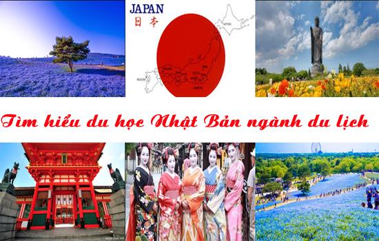 Tìm hiểu du học Nhật Bản ngành du lịch