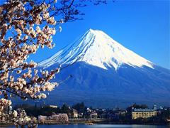 núi phú sĩ nhật bản Japan
